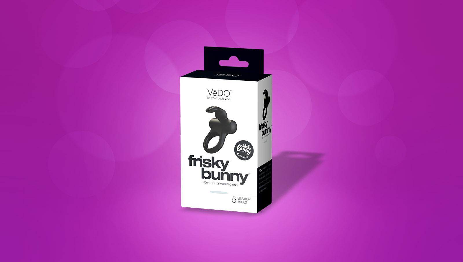 OhhhBunny Frisky Cock Ring